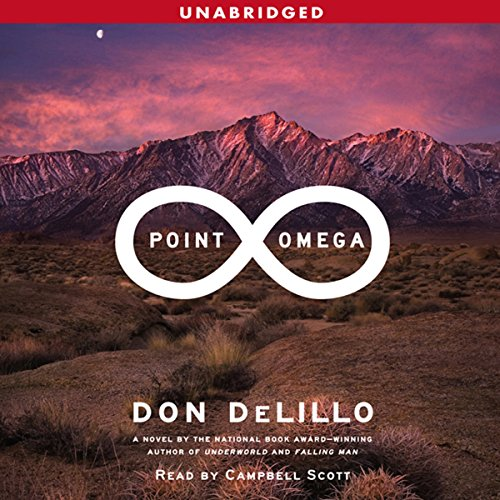 Point Omega audiobook cover art