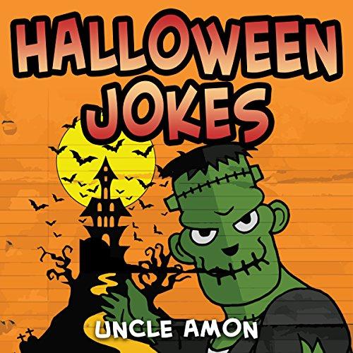 Halloween Jokes Audiobook By Uncle Amon cover art