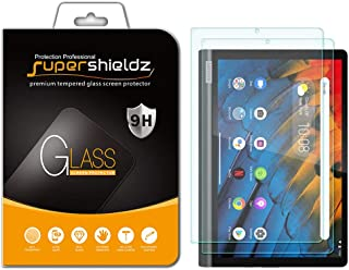 (2 Pack) Supershieldz Designed for Lenovo Yoga Smart Tab 10.1 inch Screen Protector, (Tempered Glass) Anti Scratch, Bubble...