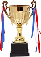 Trophies Medals & Awards Personality Trophy/Employee Competition Student Trophy/Basketball Championship Trophy/Fashion Trophy/Best Gift (Color : Gold, Size : 3816cm)