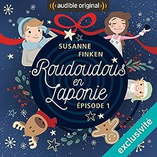Page de couverture de Roudoudous en Laponie 1