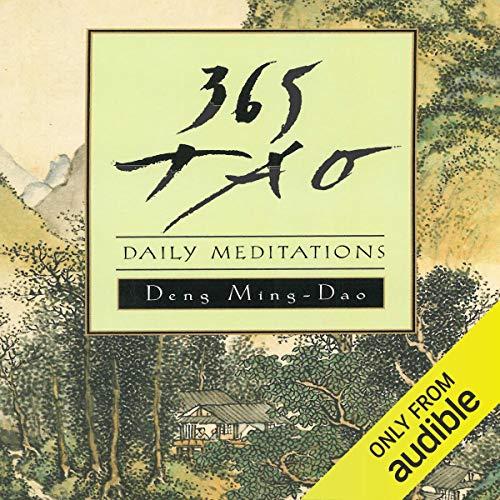 Page de couverture de 365 Tao
