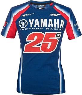 Maverick Vinales Yamaha Vinales Camiseta, Mujer