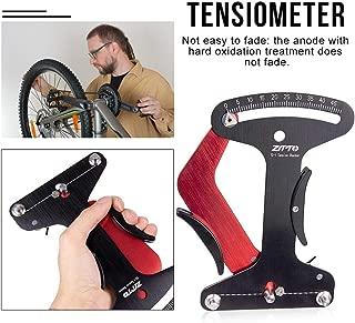 Bicycle Spoke Tension Meter, Steel Wire Tension Wheel Set Wheel Ring Correction Meter Adjustment Tool