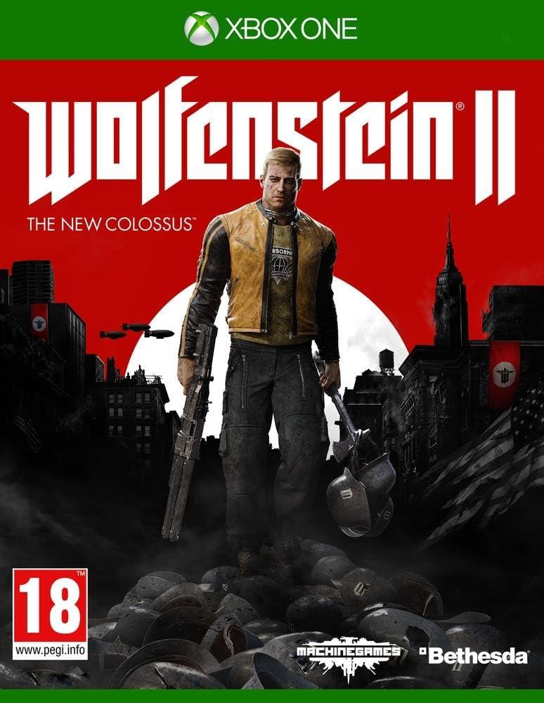 Wolfenstein II : The New Colossus - Xbox One [Importación francesa]