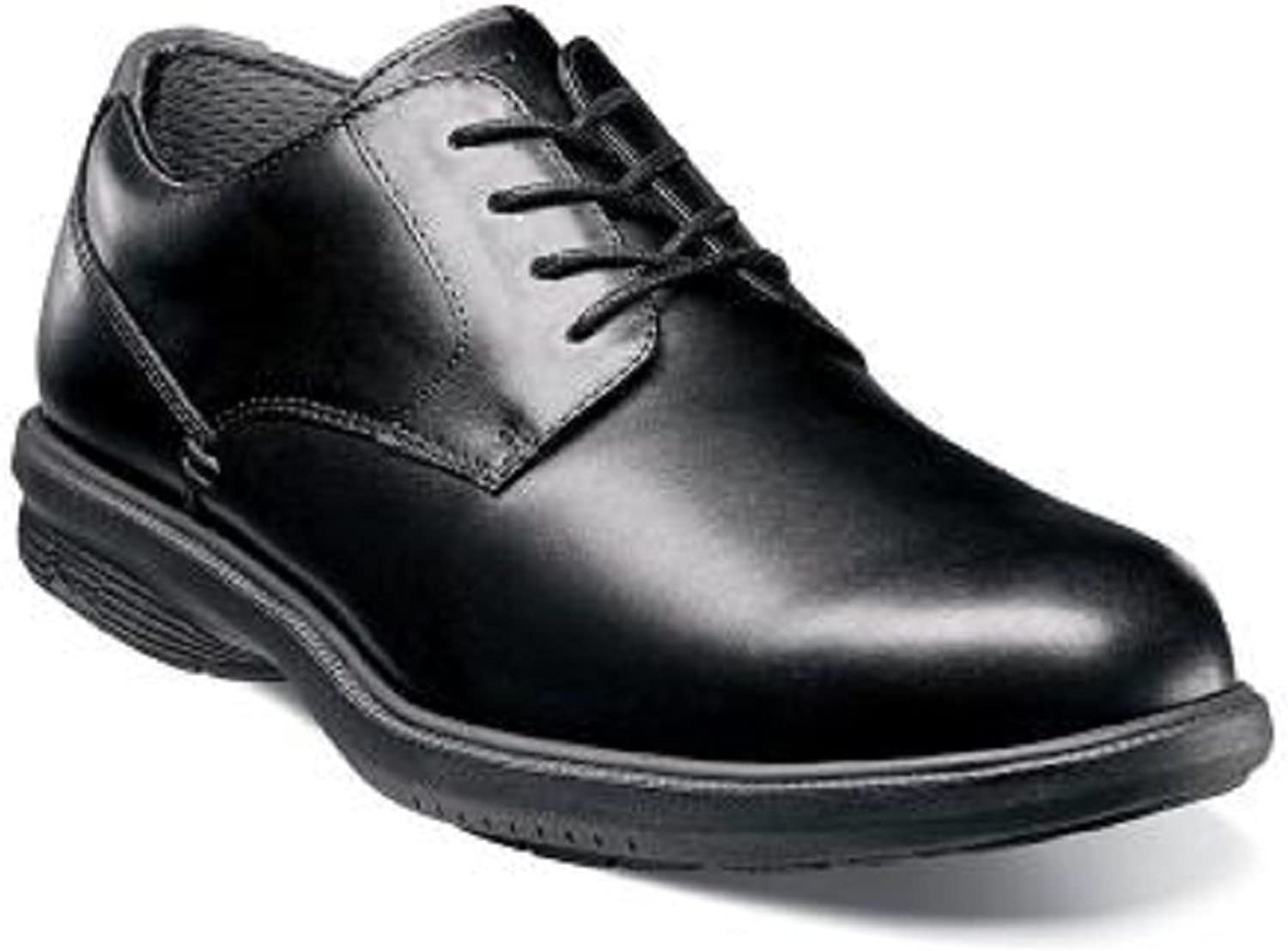 Nunn Bush Marvin St. KORE Plain Toe Men's Oxford