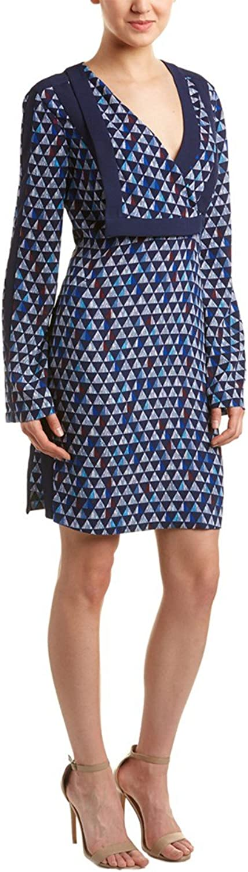 BCBGMax Azria Women's Kaitlon Woven City Dress XXS XXSmall