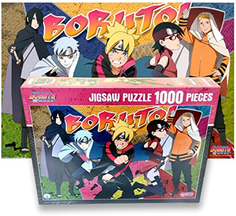 Ensky 1000-548 Boruto  Naruto The Movie Jigsaw Puzzle (1000 Piece) by ensky B013OYPRRE Jeder beschriebene Artikel ist verfügbar  | Reichhaltiges Design