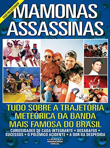 Mamonas Assassinas - Revista Personalidades Especial (Portuguese Edition)