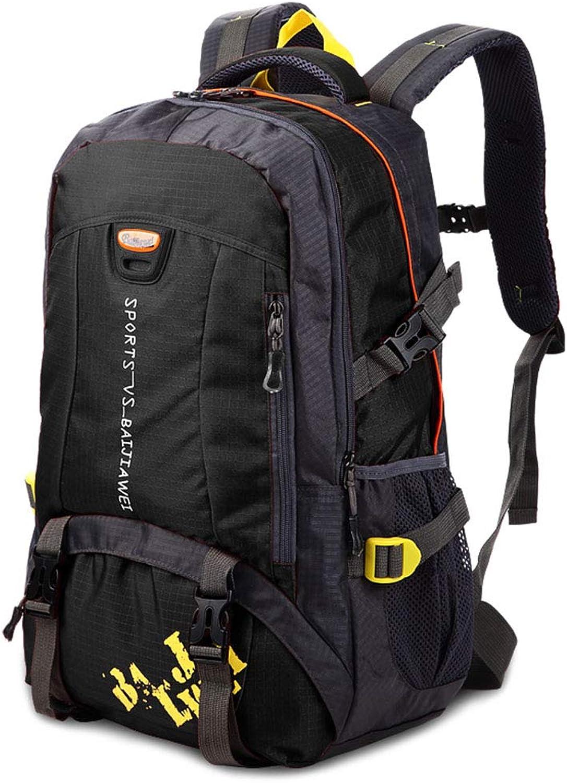 LQQ-BACKPACK Reiserucksack Wasserdicht Atmungsaktiv Trekking Wandern Bergsteigen Klettern Camping Rucksack für Männer Frauen (40L) B07JWHN272  Qualitätsprodukte