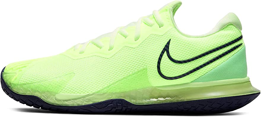 Nike Air Zoom Vapor Cage 4 Hc Hard Court Tennis Shoe Mens Cd0424-302