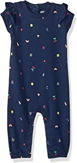 Gymboree Baby Girls Short Sleeve Long One Piece
