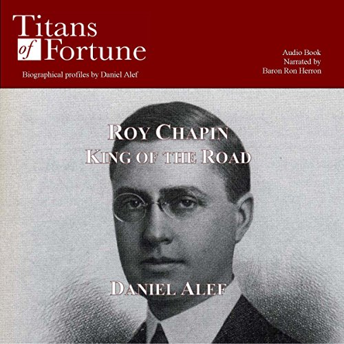 Roy Chapin audiobook cover art