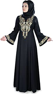 traditional abaya dress