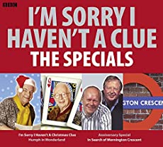I'm Sorry I Haven't A Clue - The Specials