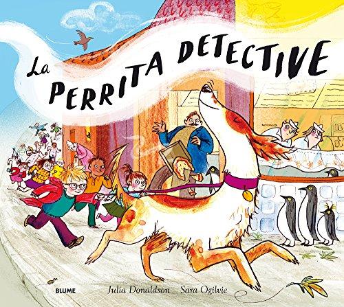 La perrita detective: The Detective Dog
