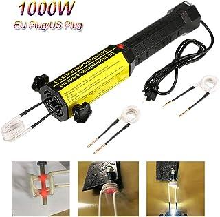WHCCL Calentador de inducción magnético de Mano, Kit de Calentador de inducción magnética Reparación de abolladuras sin Pintura, para Herramienta de Mano de Calor de inducción sin Llama automotriz