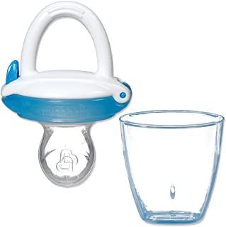 Munchkin Baby Food Feeder (Color will vary blue/pink)