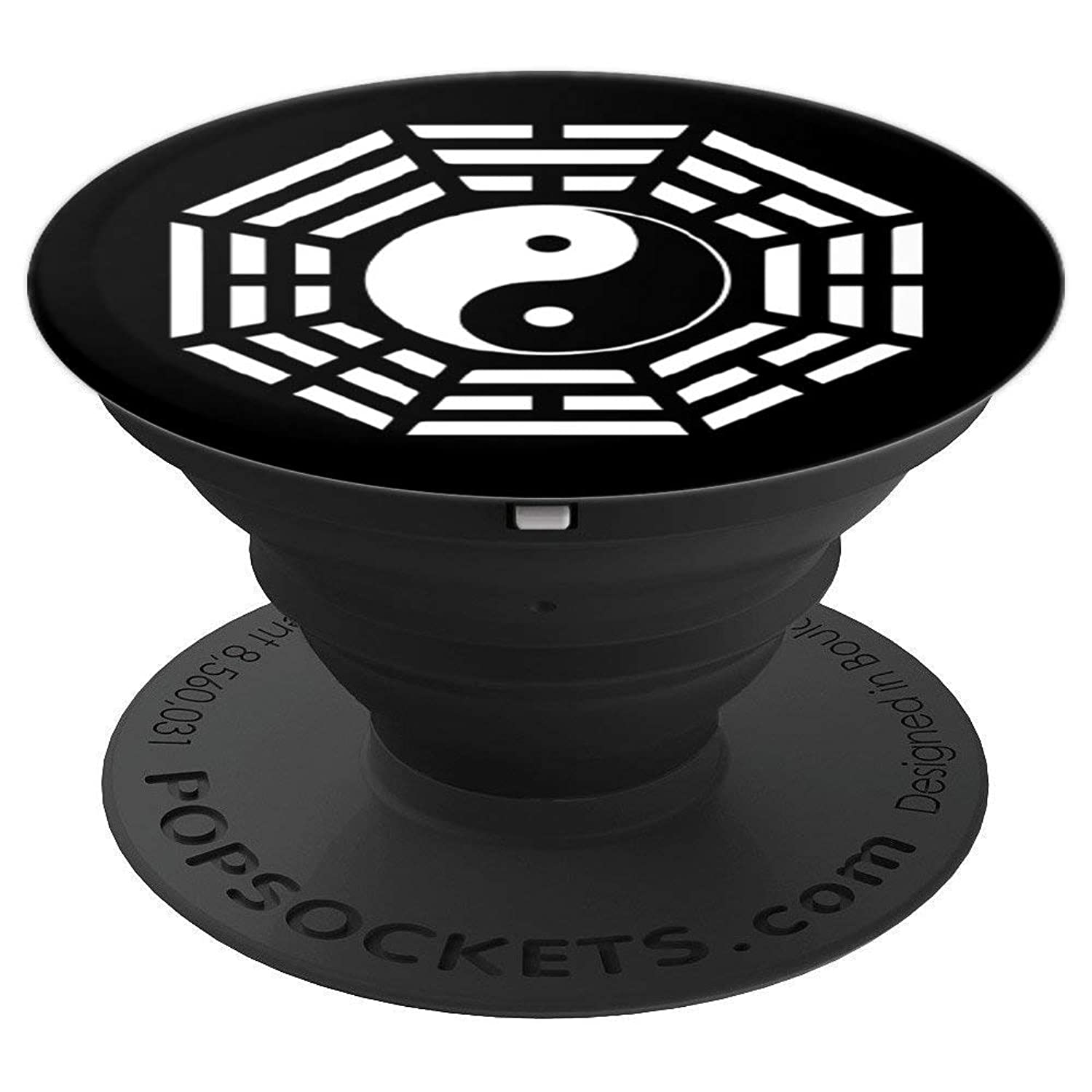 Tai Chi, Qi Gong, kung fu, Xmas gift Women and Men - PopSockets Grip and Stand for Phones and Tablets
