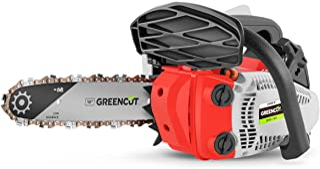GREENCUT GS250X-10 - Motosierra Poda de gasolina 25,4cc y 1,