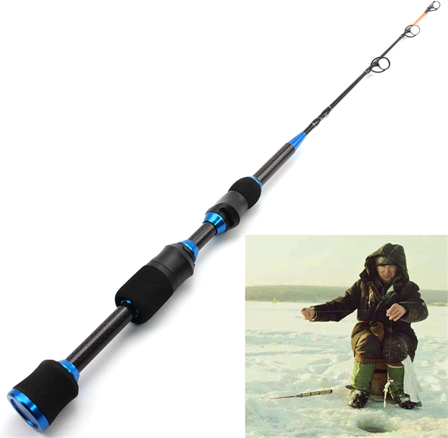 OFFicial H A Mesa Mall The Lowest Profits Winter G ice Transfer Fishing Rod