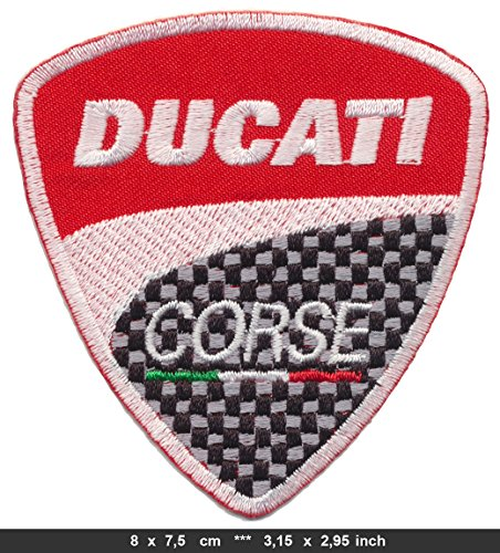 Patch Ducati Corse - Parche para Coser