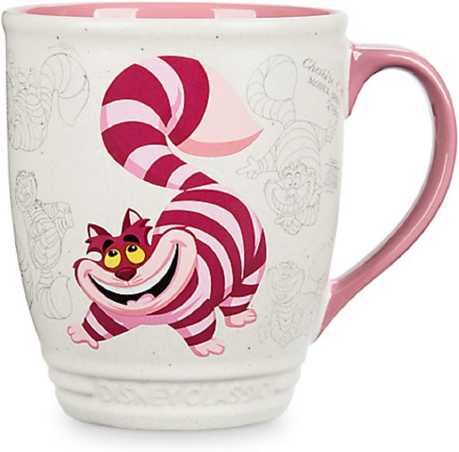 Disney Store Cheshire Direct sale of manufacturer Cat Mesa Mall Classic Cup Coffee 2017 Mug