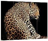 pixxp Blueprint hbvs 2681_ 80x 60majestätischer Leopard...