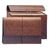 Smead Redrope 72475 - Carpeta archivadora tipo acordeón (6