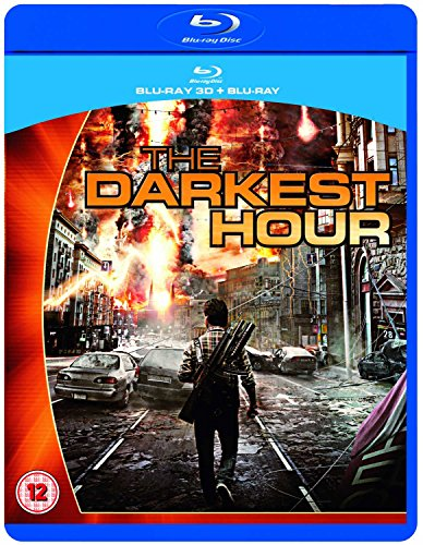 The Darkest Hour (Blu-ray 3D + Blu-ray) [Region Free]