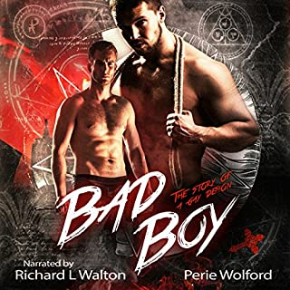 Bad Boy: The Story of a Gay Demon audiobook cover art