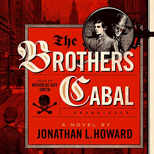 The Brothers Cabal audiobook cover art