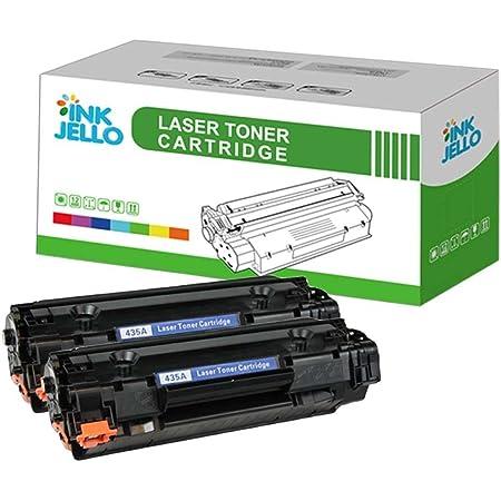 Prestige Cartridge Kompatibler Cb435a 712 Toner Zu Laserjet P1005 P1006 P1007 P1008 P1009 I Sensys Lbp 3010 3100 Lasershot Lbp 3018 3108 3050 3150 3010 3100 Schwarz 2 Er Pack Bürobedarf Schreibwaren