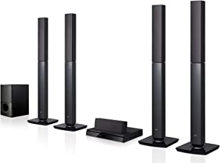 LG 5.1 Channel DVD Player Home Theater System - LHD655-FB