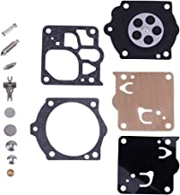 LETAOSK 13pcs/Pack Carburetor Rebuild Kit WJ-71 for Husqvarna 394 394EPA 394XP Chainsaw