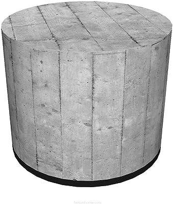 BERTONI Design Pouf 40x40 Sessel Sitzpuff Sitzhocker