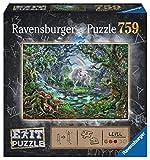 Ravensburger EXIT Puzzle 15030 - Fantasy Einhorn - 759 Teile Puzzle für Erwachsene und Kinder ab 12 Jahren