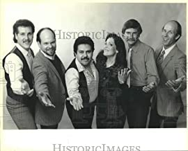 Vintage Photos 1986 Press Photo Jay Dominguez and The Stoney Ridge Band - sap18605
