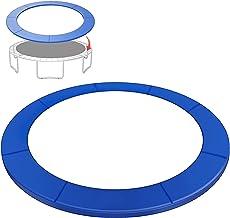 Tiyabdl Veerhoes voor trampoline, 6ft 8ft 10ft 12ft 13ft 13ft 14ft 15ft, Trampoline Omringpad Foam Veiligheidsbeschermer V...