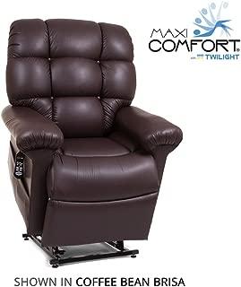 Golden Technologies Cloud PR-514 Lift Chair with Twilight MaxiComfort Lift (Coffee Bean)
