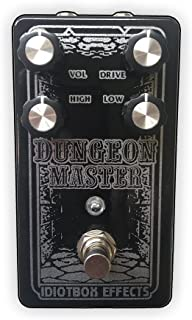 IdiotBox Dungeon Master Effect Pedal
