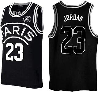 official photos 5fa01 69814 A-SDWXASD 23  Michael Jordan, Maillot de Basketball NBA pour Hommes, T
