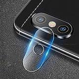 Dmtrab pour [10 PCS] Protecteur d'écran de Xiaomi Mi A2 Lite, Film de Verre trempé de la caméra...
