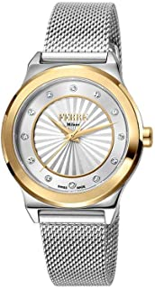 Ferre Milano Casual Watch For Women Analog Stainless Steel - FM1L125M0281