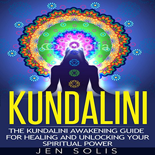 Kundalini audiobook cover art