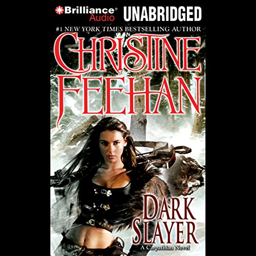 Dark Slayer audiobook cover art