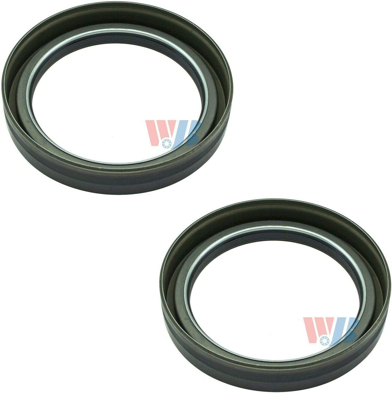 New product Pair Set of 2 Rear Inner WJB Kit Ford Dallas Mall Seals Wheel for Chevrolet