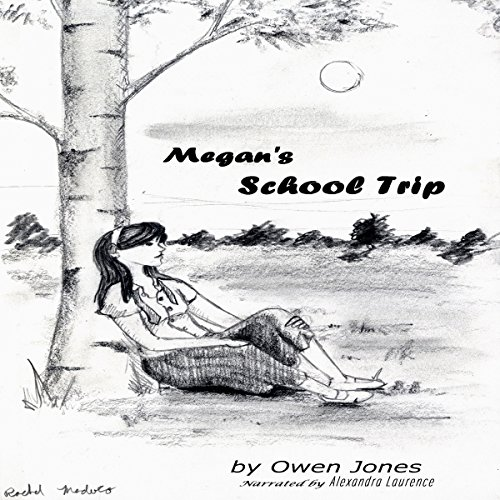Megan's School Trip: A Spirit Guide, a Ghost Tiger, and One Scary Mother! audiobook cover art