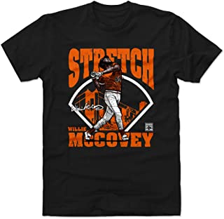 willie mccovey shirt