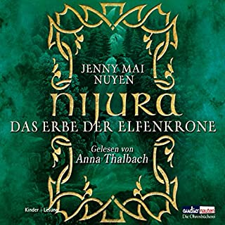 Nijura - Das Erbe der Elfenkrone Titelbild
